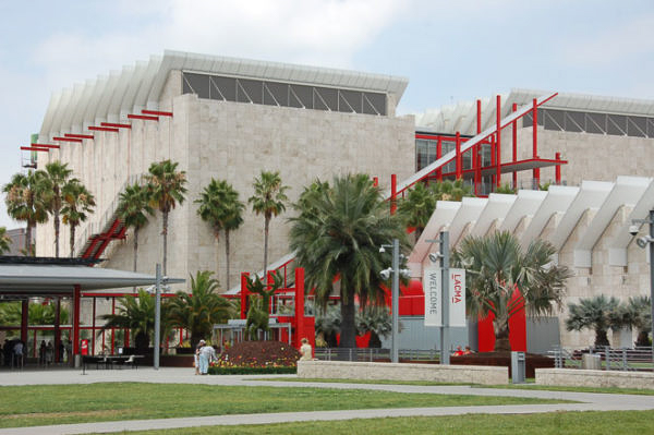 stephen j goldberg los angeles lawyer bcam exterior at lacma