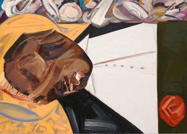 censorship stephen j goldberg art article image dana schuutz open casket 2016