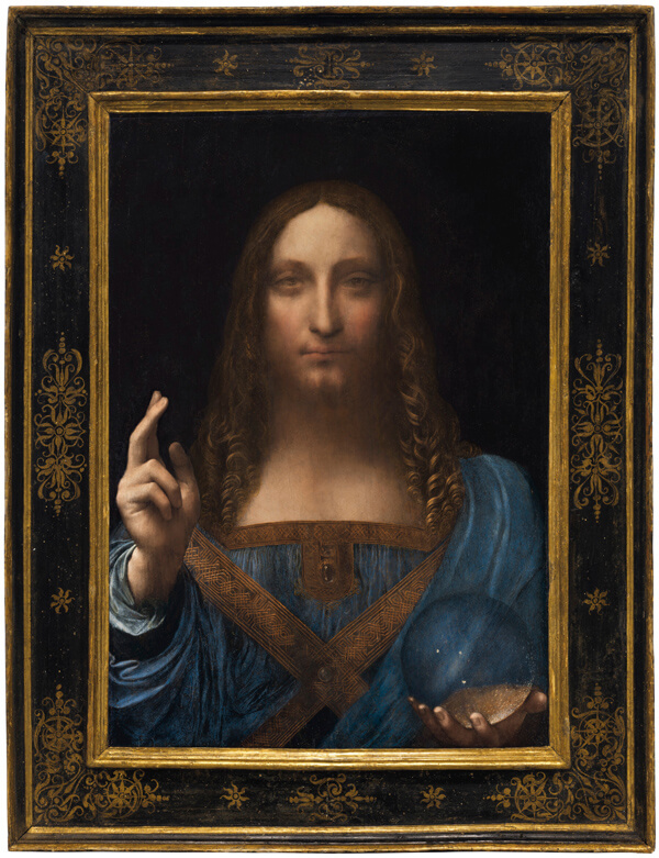 authentic artwork stephen j goldberg art article image leonardo da vinci salvator mundi