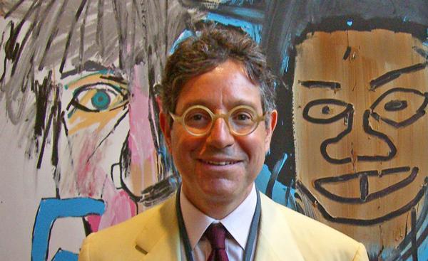 stephen goldberg law art new chief for moca jeffrey deitch miami interview