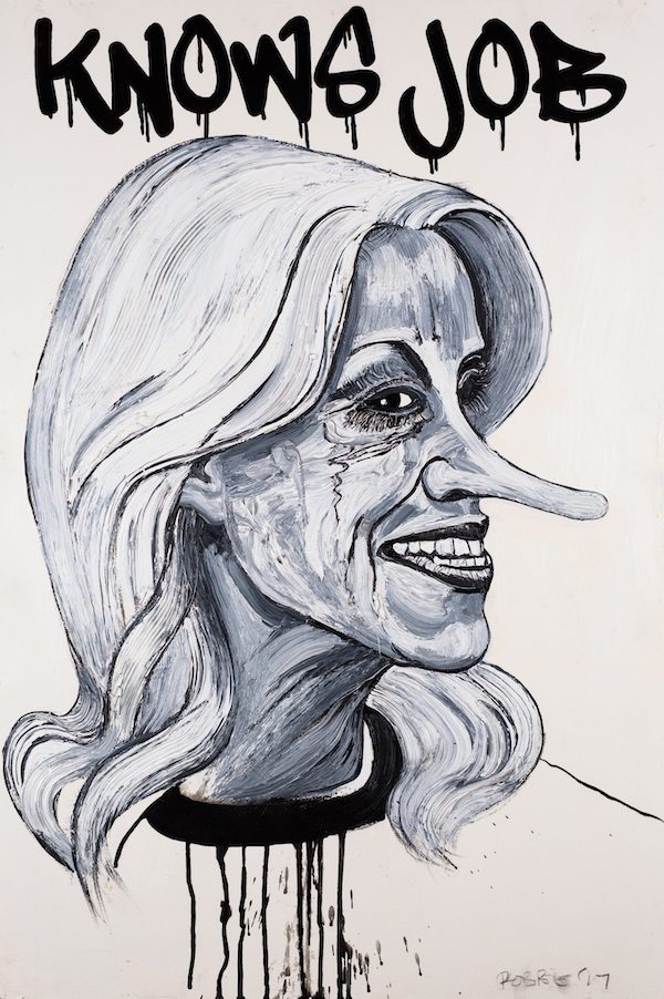 Kellyanne Conway 2017 KNOWS JOB