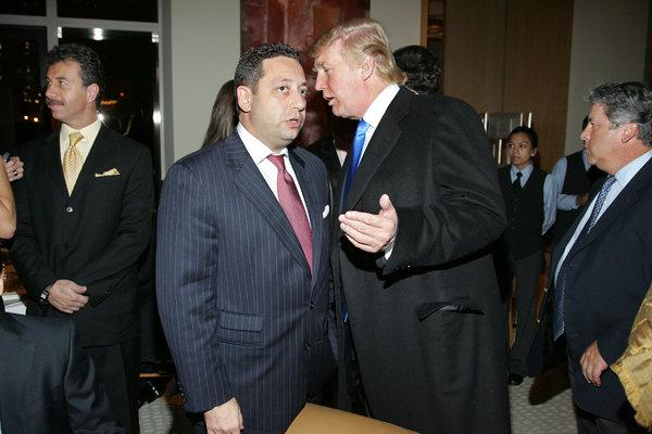 felix sater and donald trump